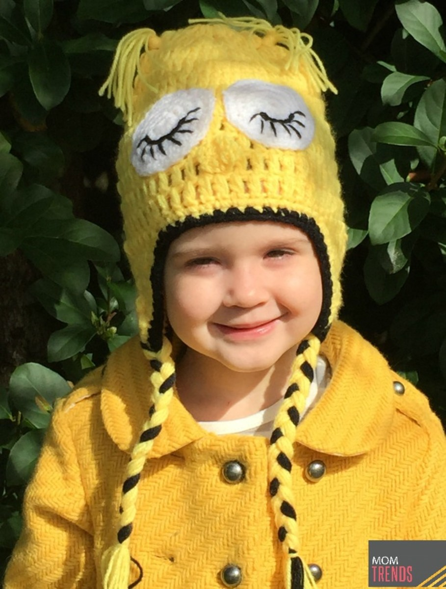 I thought my precious cherubs might be more amenable to said hats if they  were fun. I actually found a toasty warm owl hat that my lil  lady bean  didn t ... 23caf6e1d41