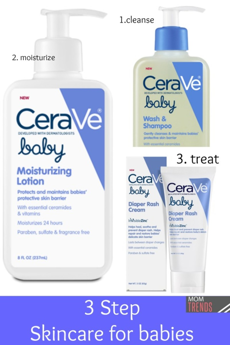 skincare for babies