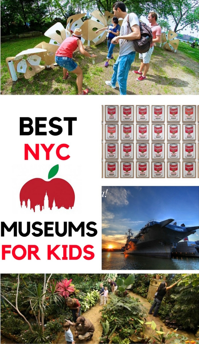best nyc museums for kids