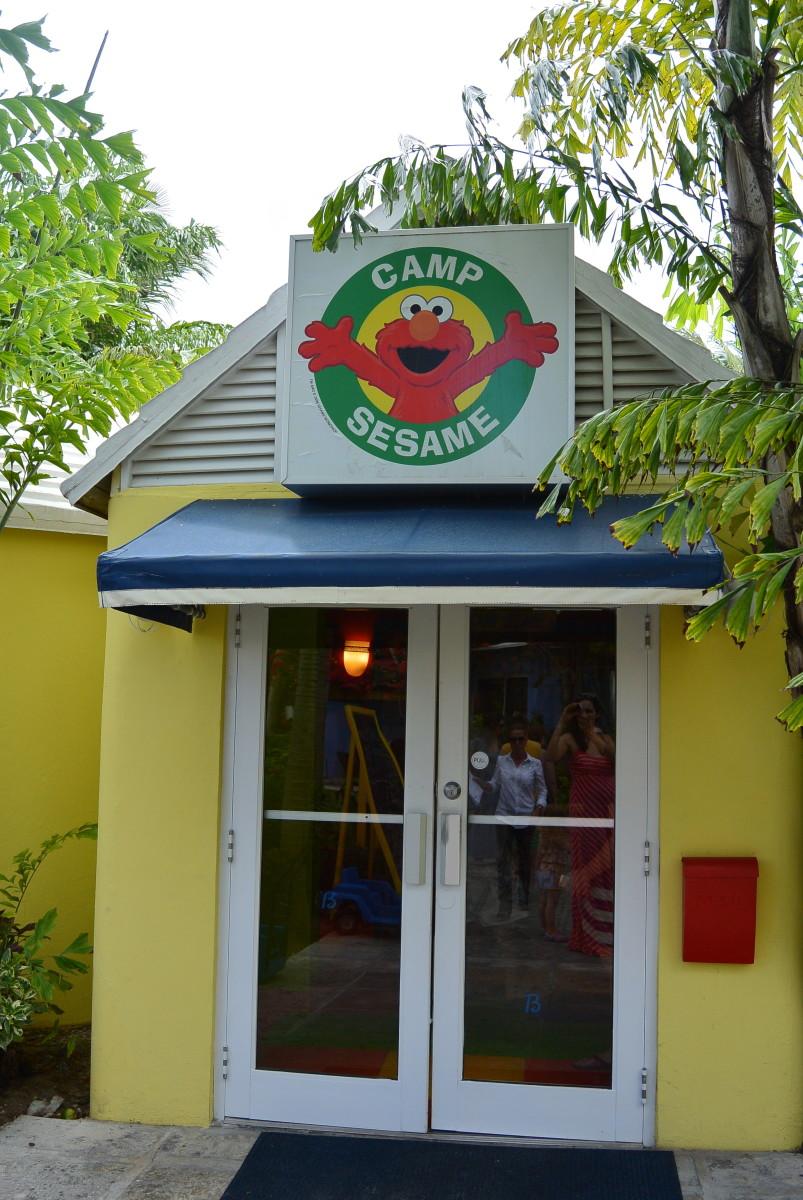 Camp Sesame