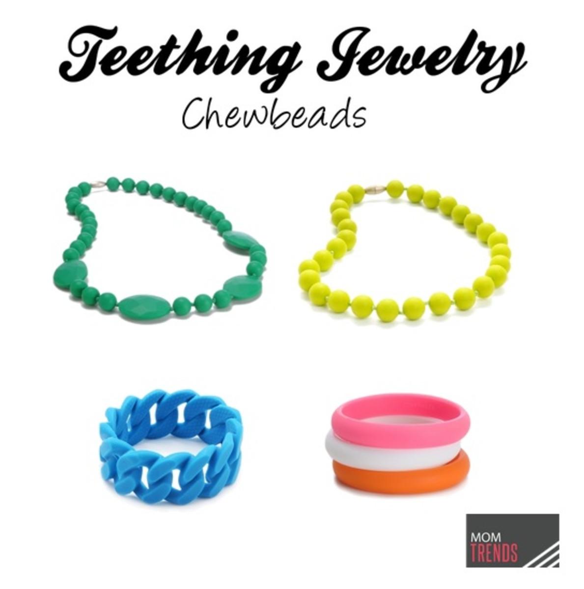 Teething Jewelry Chewbeads