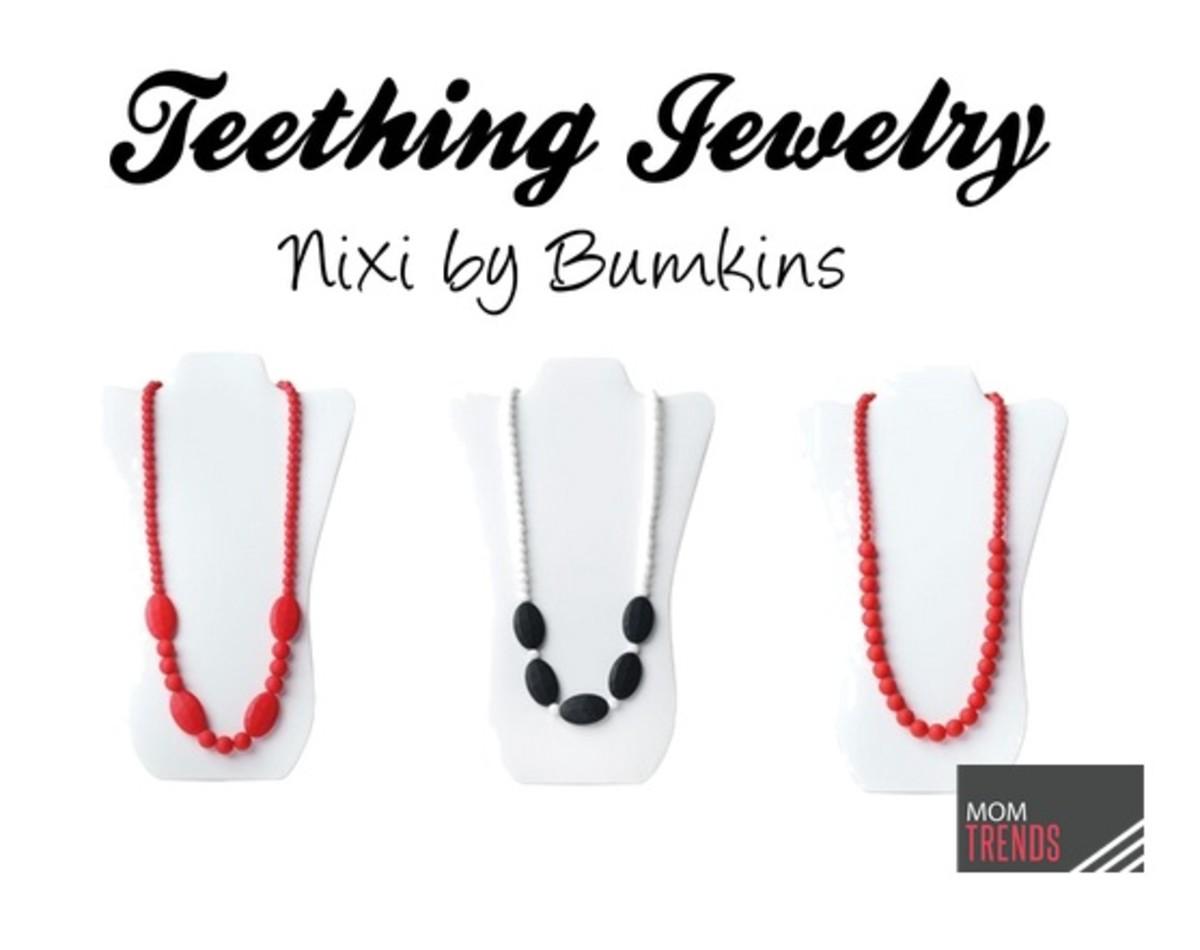 Bumpkins Teething Jewelry