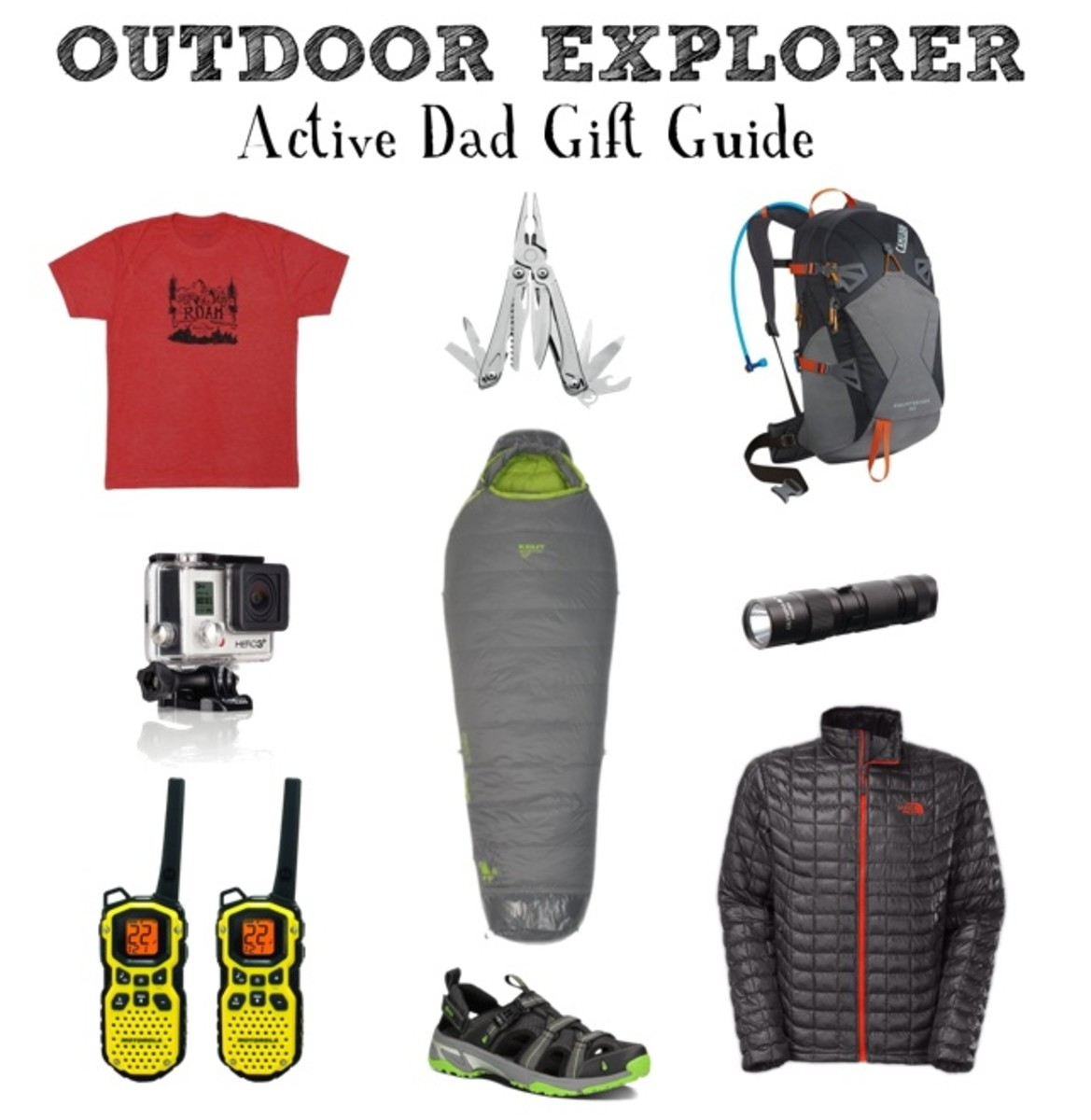 Gifts for the Active Dad
