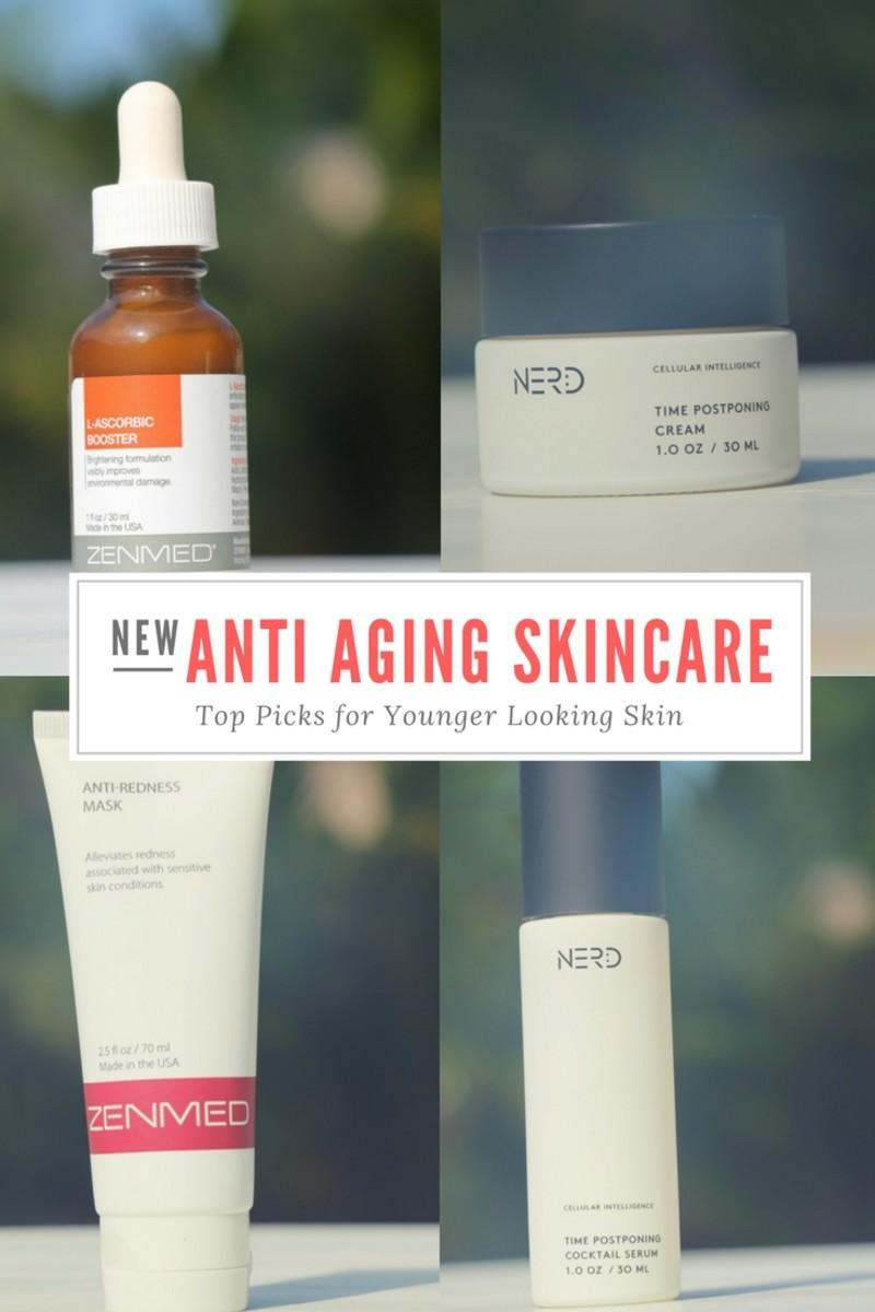 new anti-aging skincare