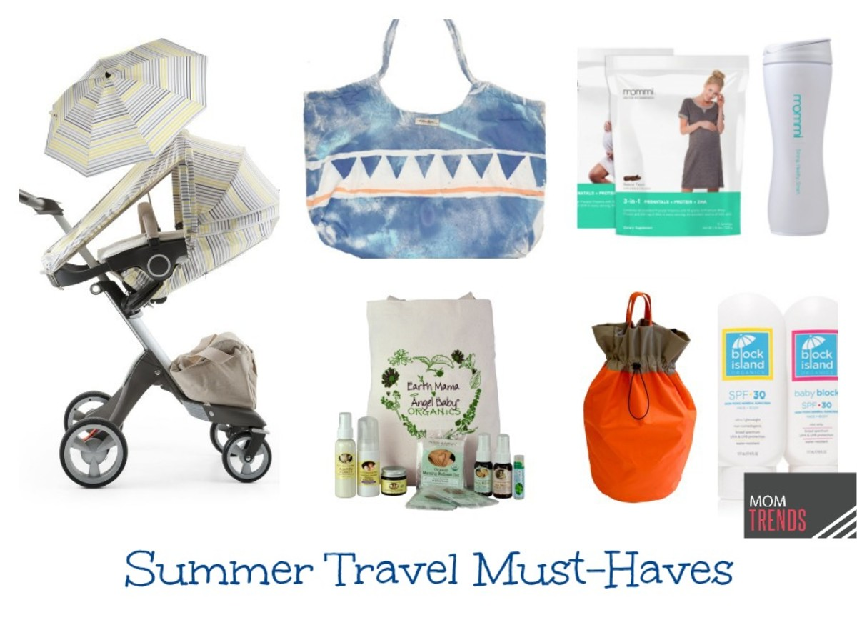 Summer Family Travel Must-Haves