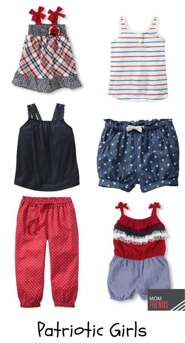 patriotic girl fashions