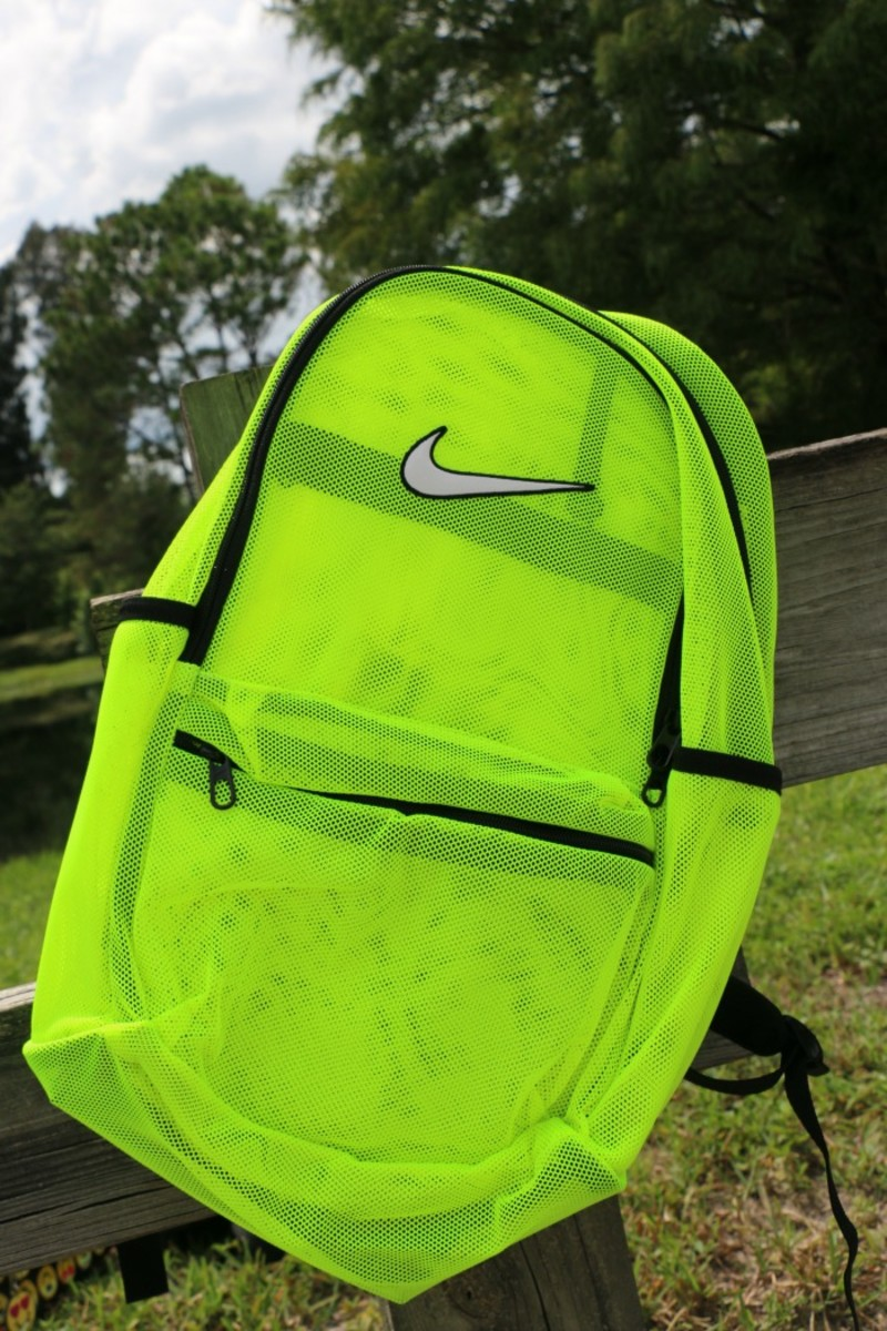 rack room shoes nike backpack