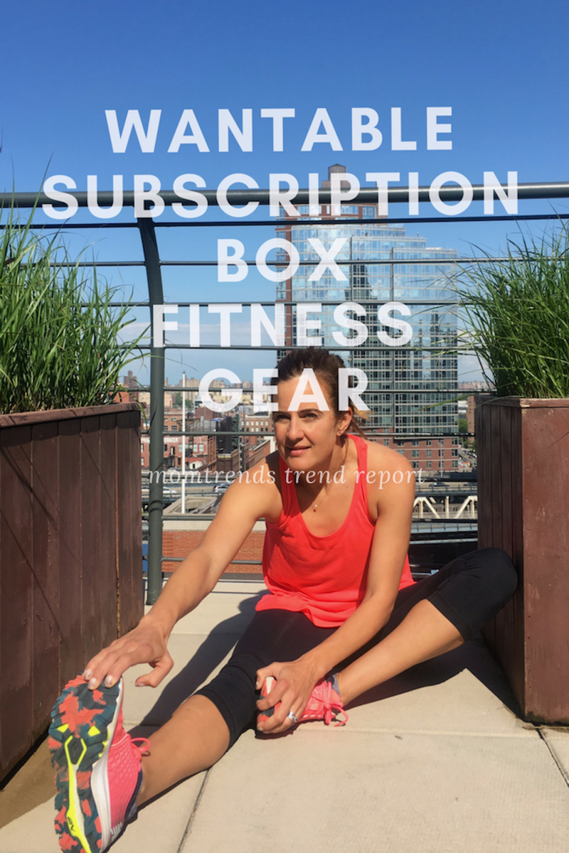 Subscription Workout Gear from Wantable Boxes