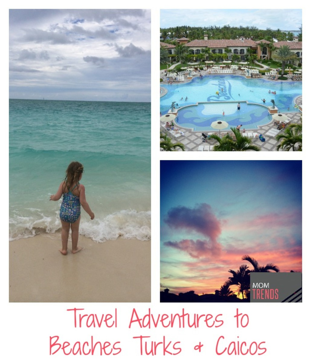 Travel Adventures to Beaches Turks & Caicos