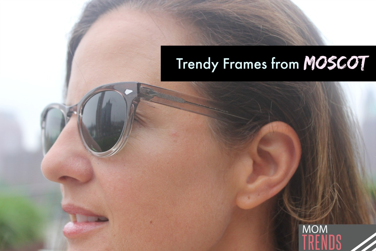 Trendy Frames from Moscot