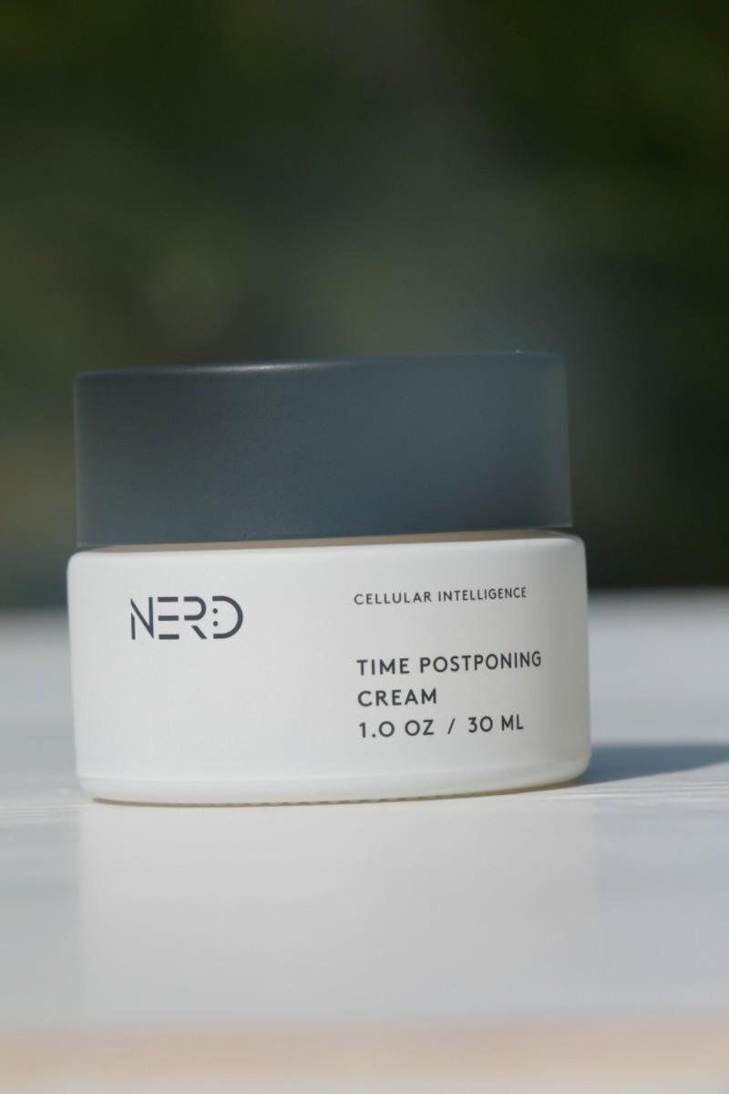 time postponing cream