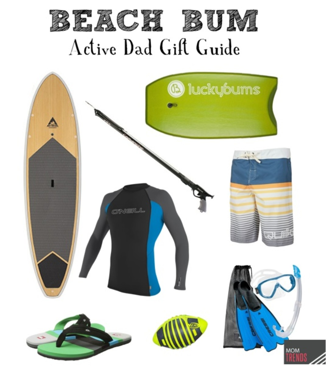 Beach Bum - Father's Day Gifts for Dad