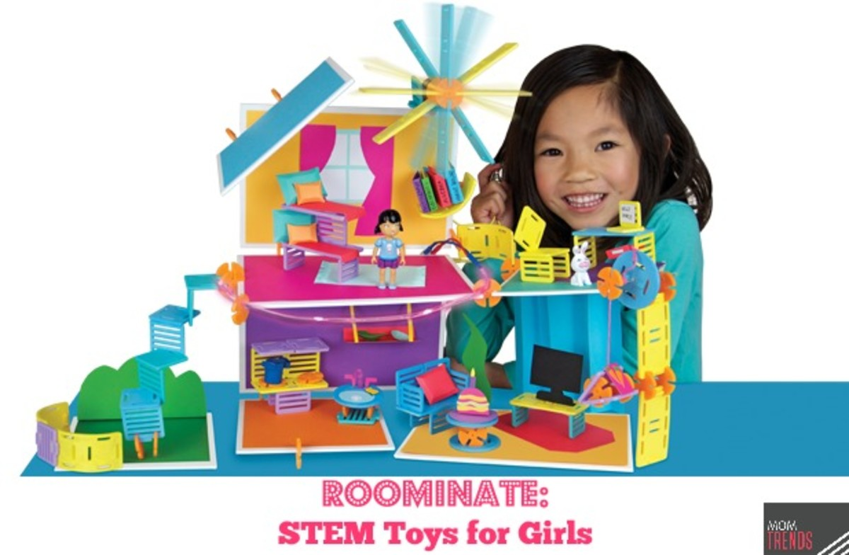 Roominate STEM Toys for Girls