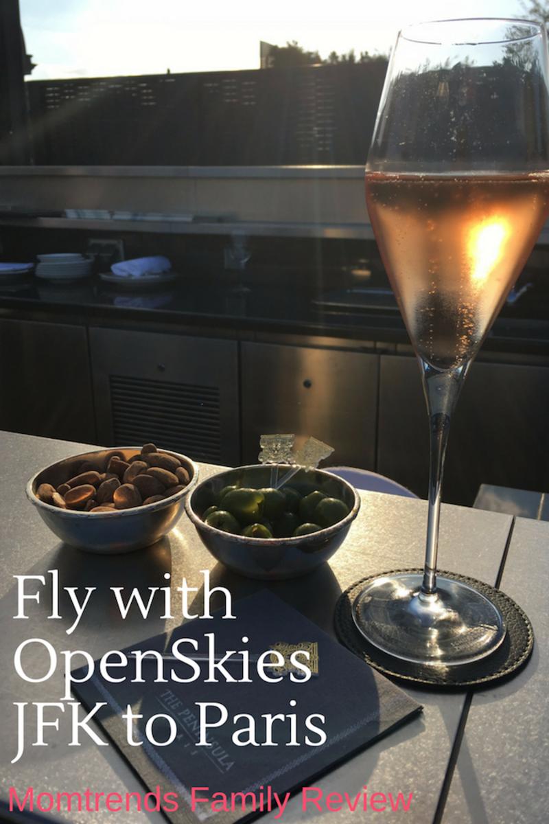Fly withOpenSkiesJFK to Paris