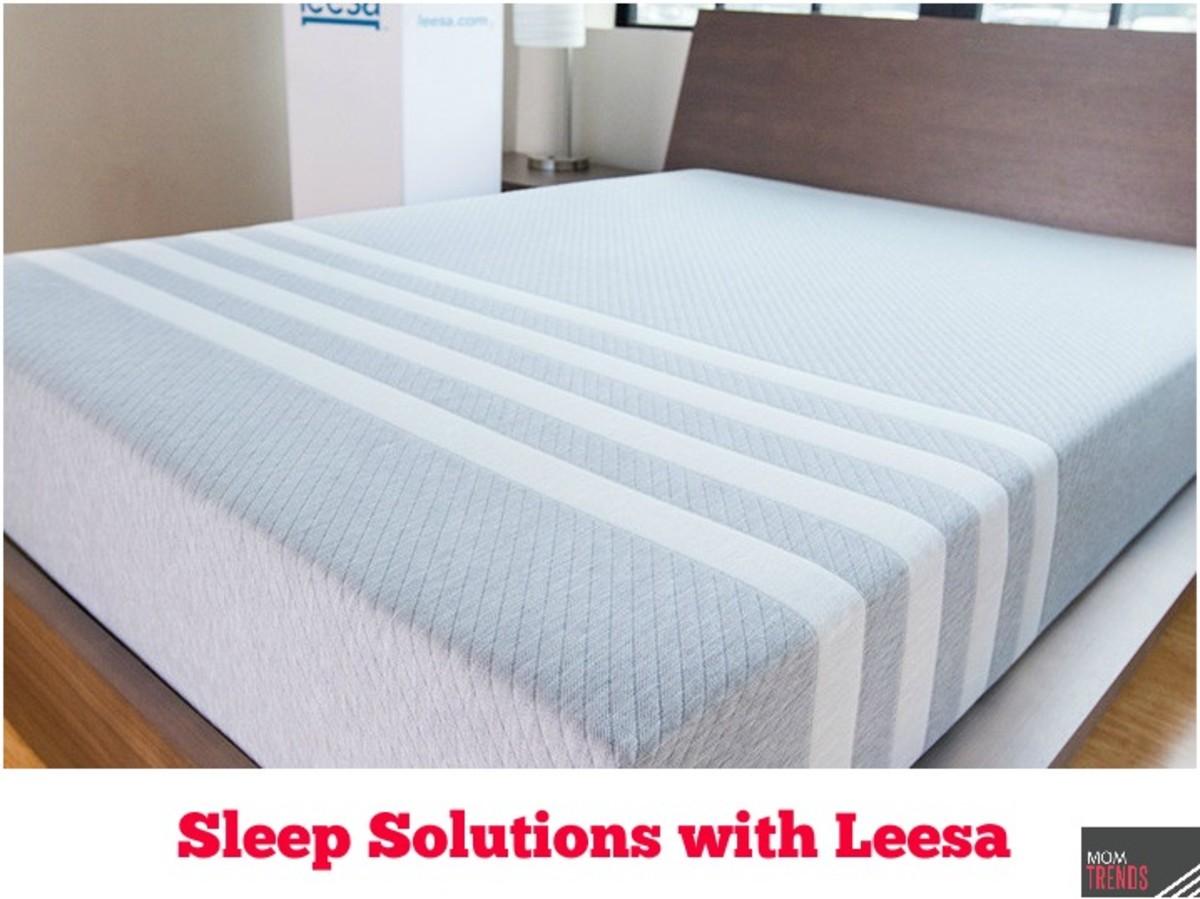 Sleep Solutions with Leesa