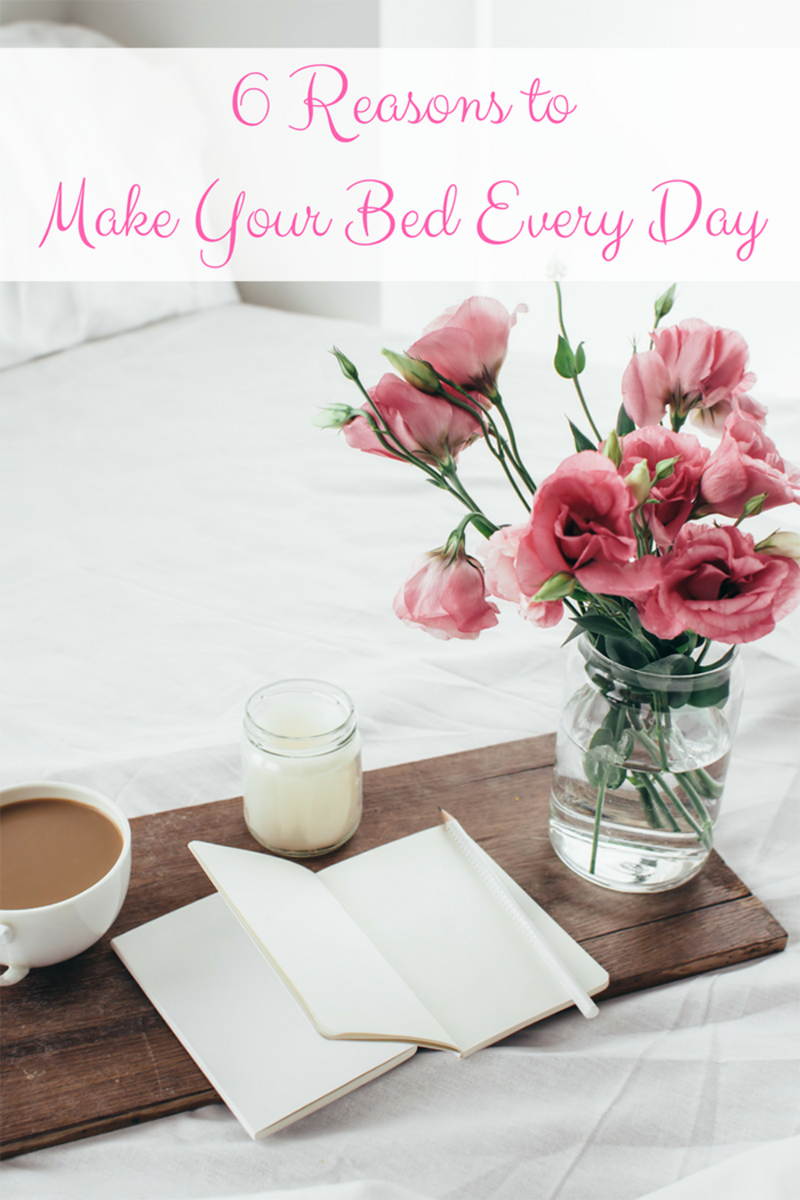 6 Reasons to Make Your Bed Every Day