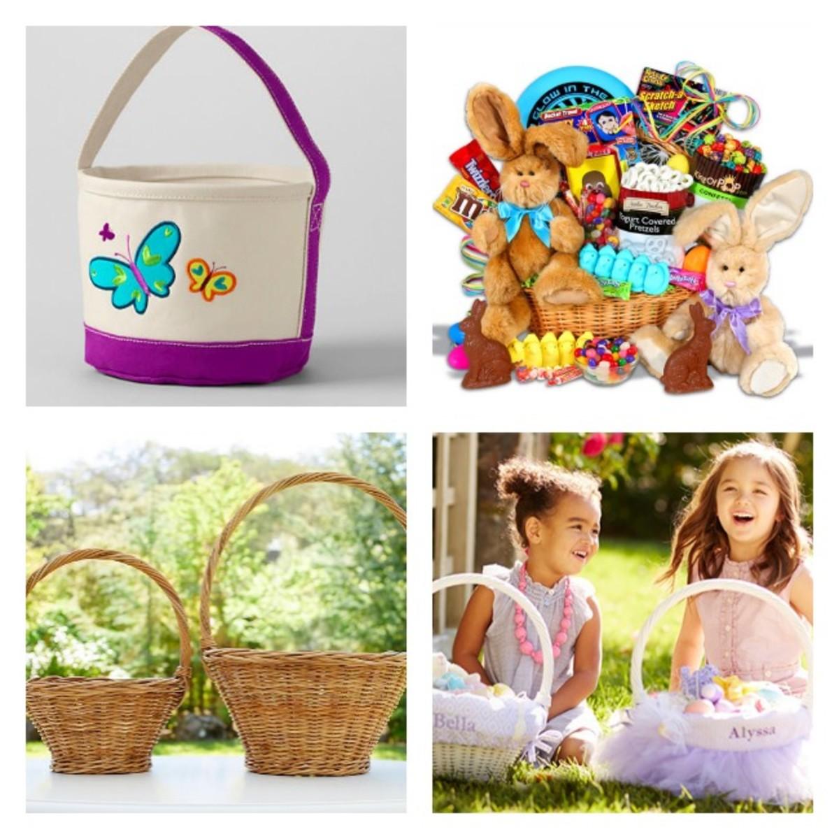 Easter, Easter Baskets