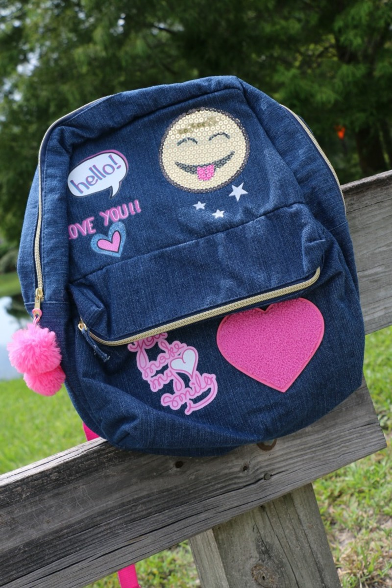 patches backpack