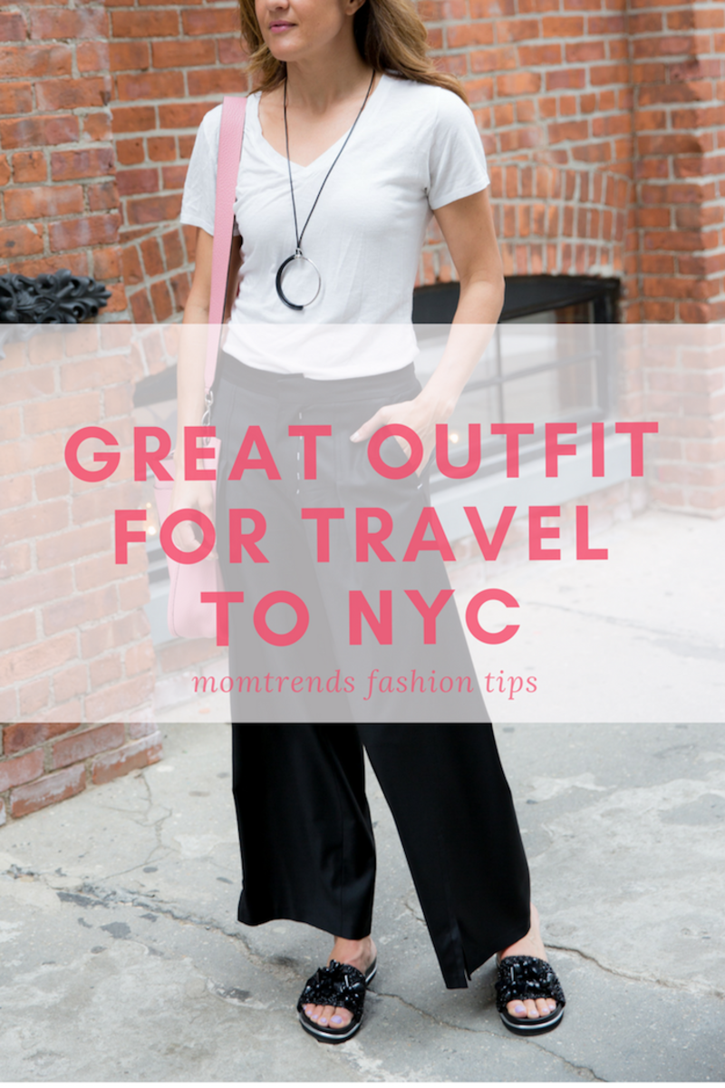 A Great Outfit for Travel NYC