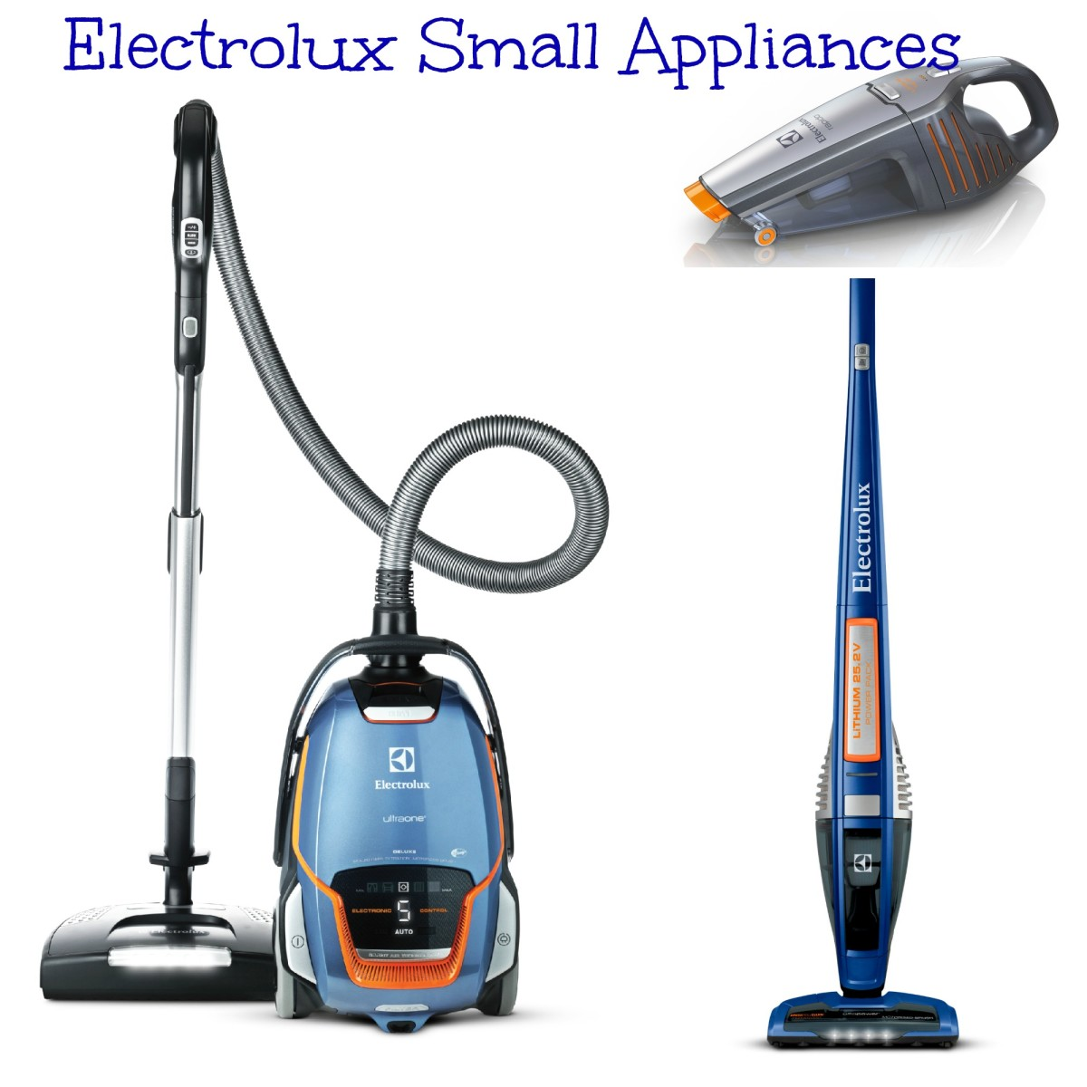electrolux small appliances