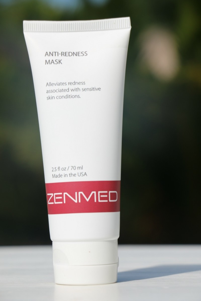 anti redness mask