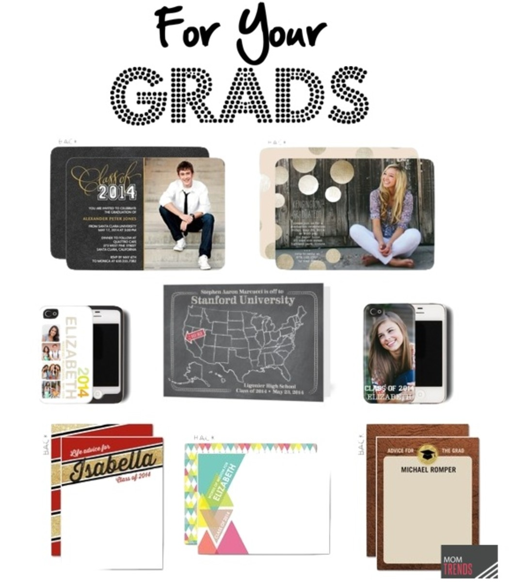 Tiny Prints for your Grad