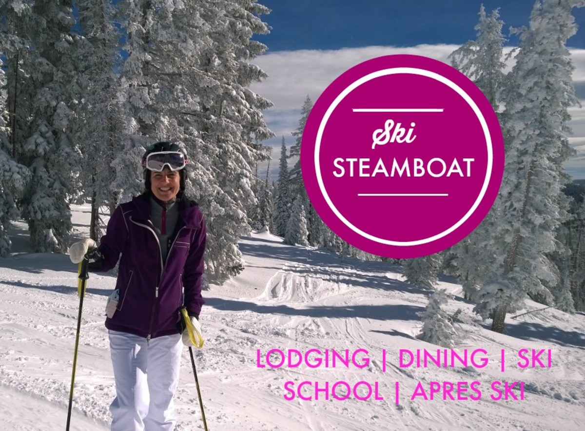 Steamboat Ski Review