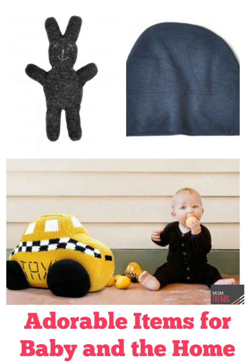 Adorable Items for Baby and Home