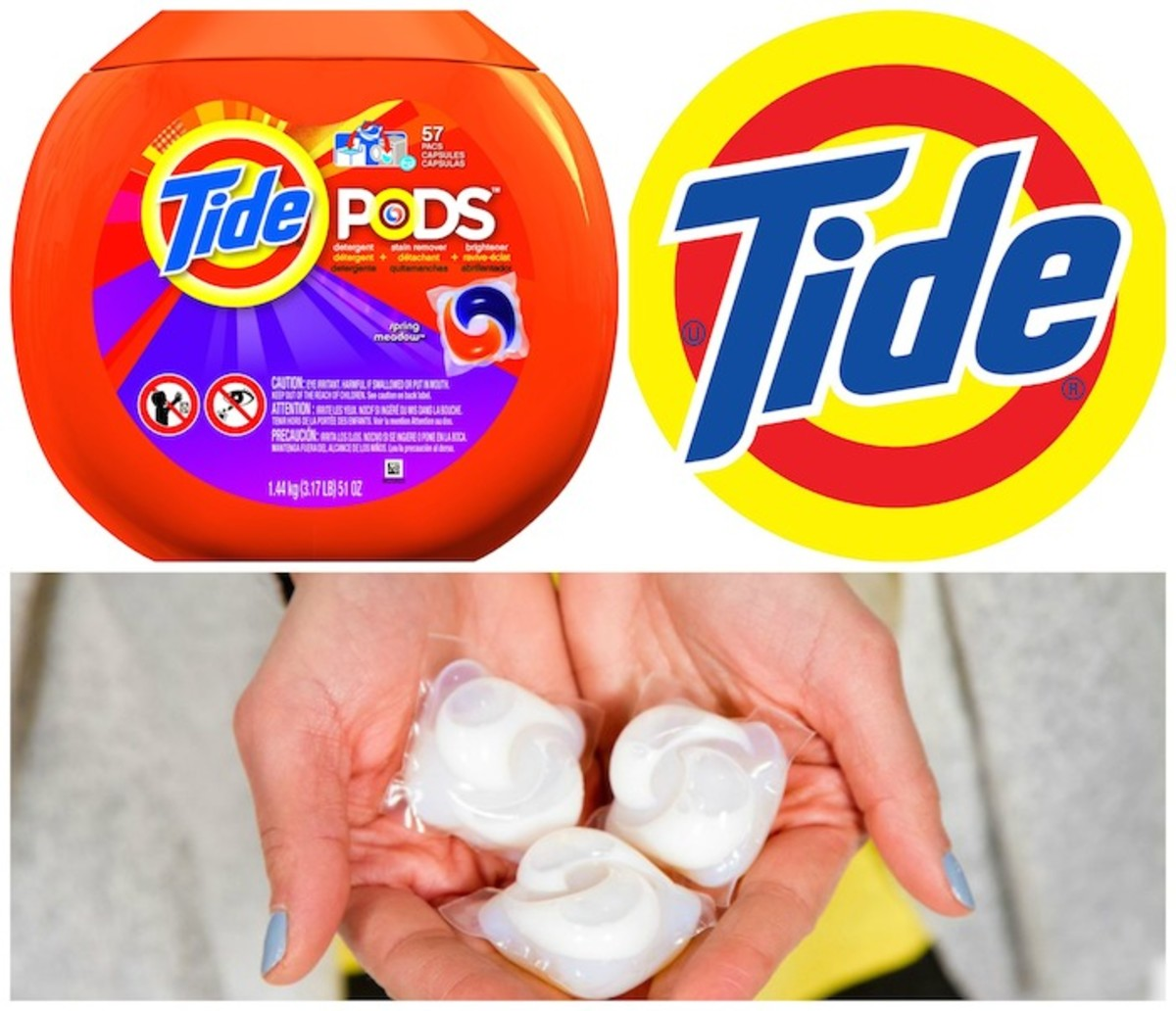 tide pods what's inside