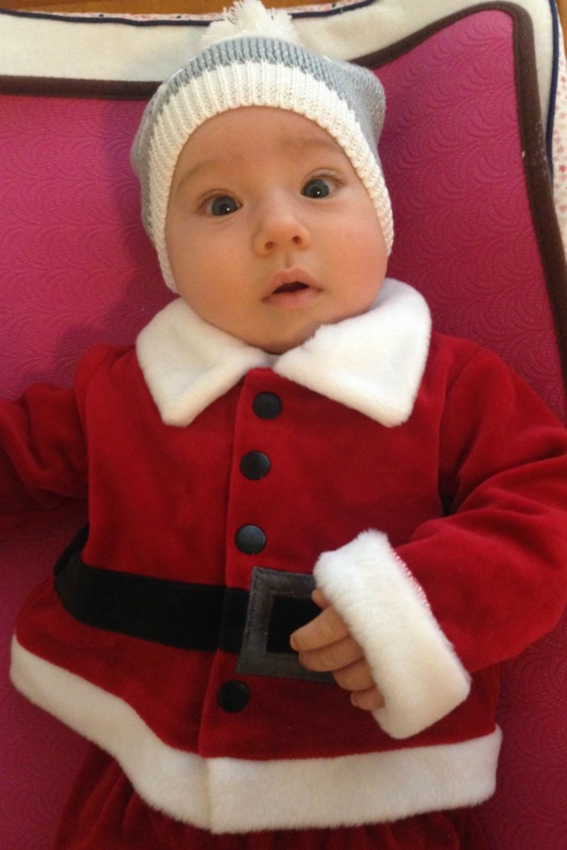 Baby's First Xmas
