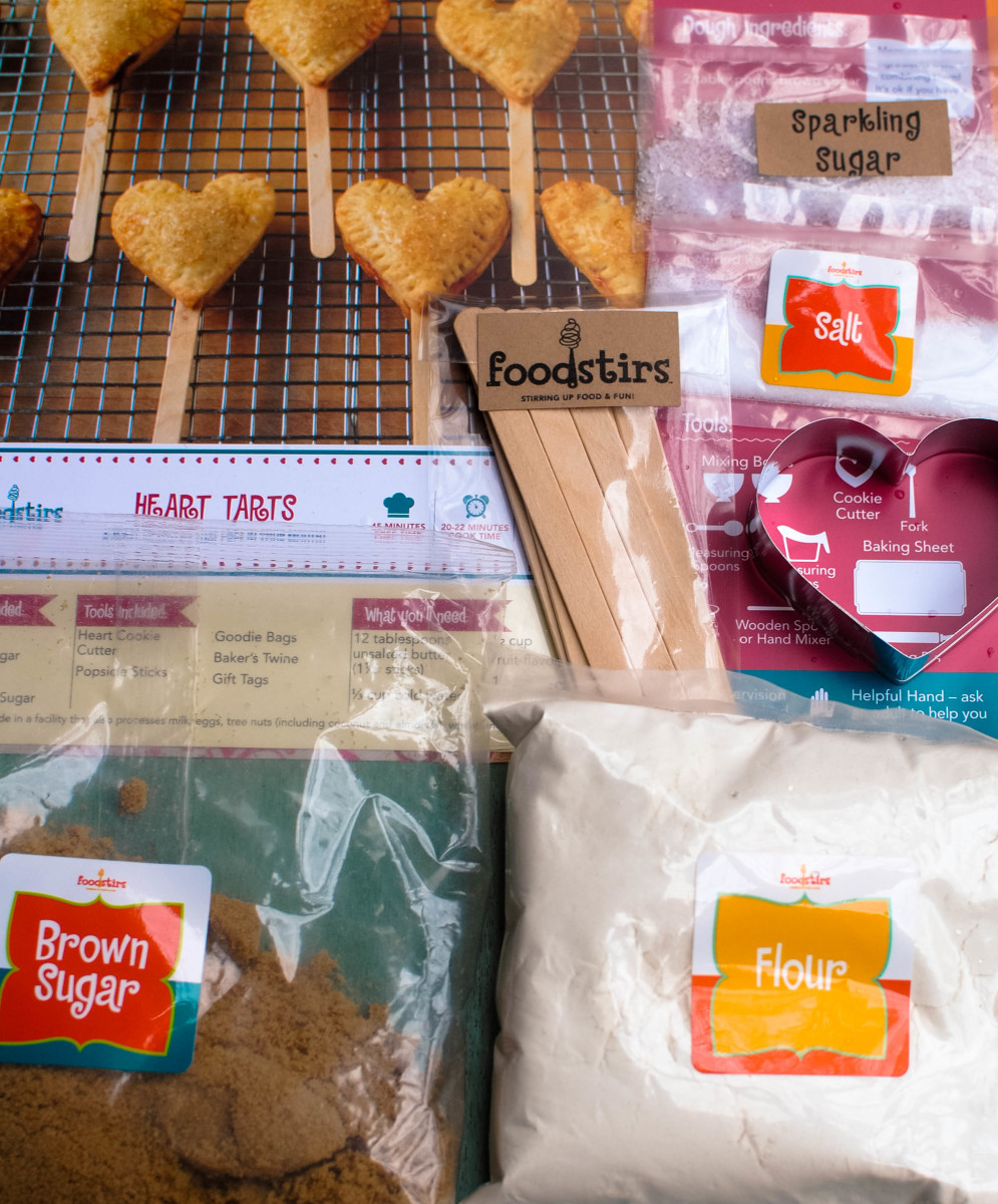 foodstirs ingredients