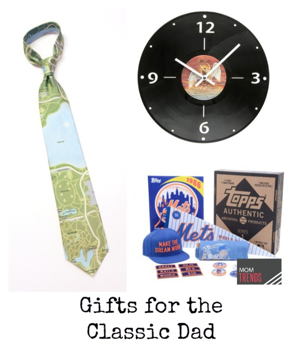Gifts for the Classic Dad