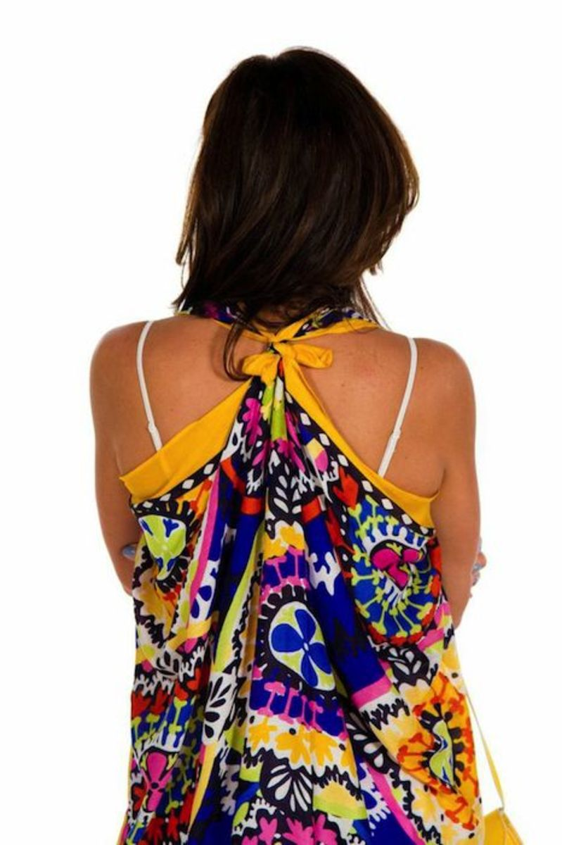 gorgeous summer cover up