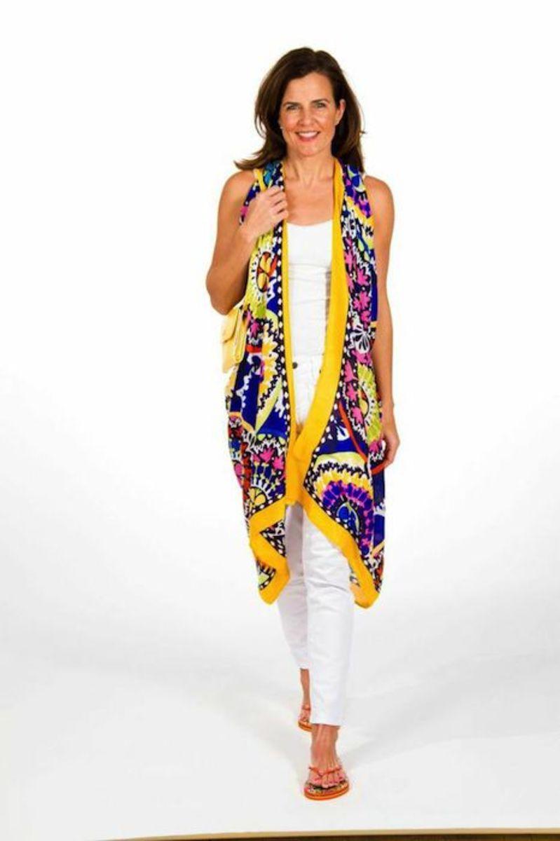 summer scarf from vera bradley