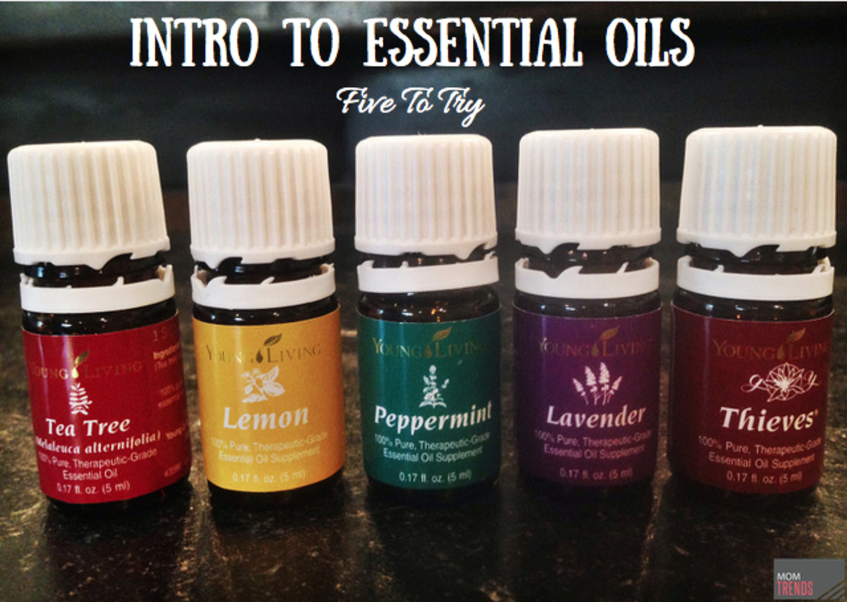Momtrends Intro to Essential Oils