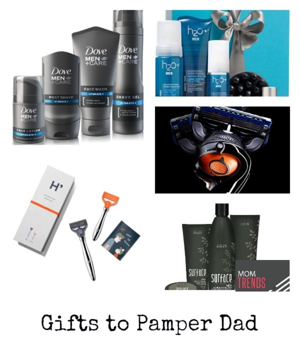 Pamper Dad