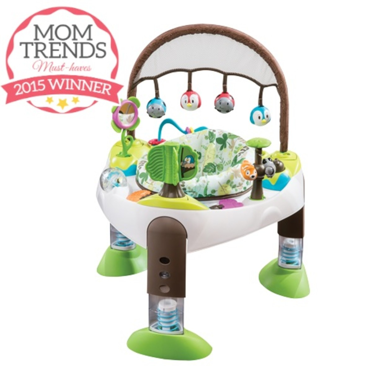 Exersaucer Fold and Go