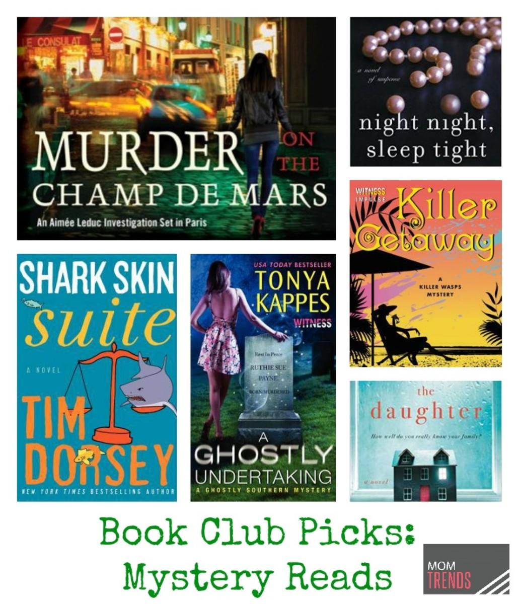 Book Club Picks: Mystery Reads