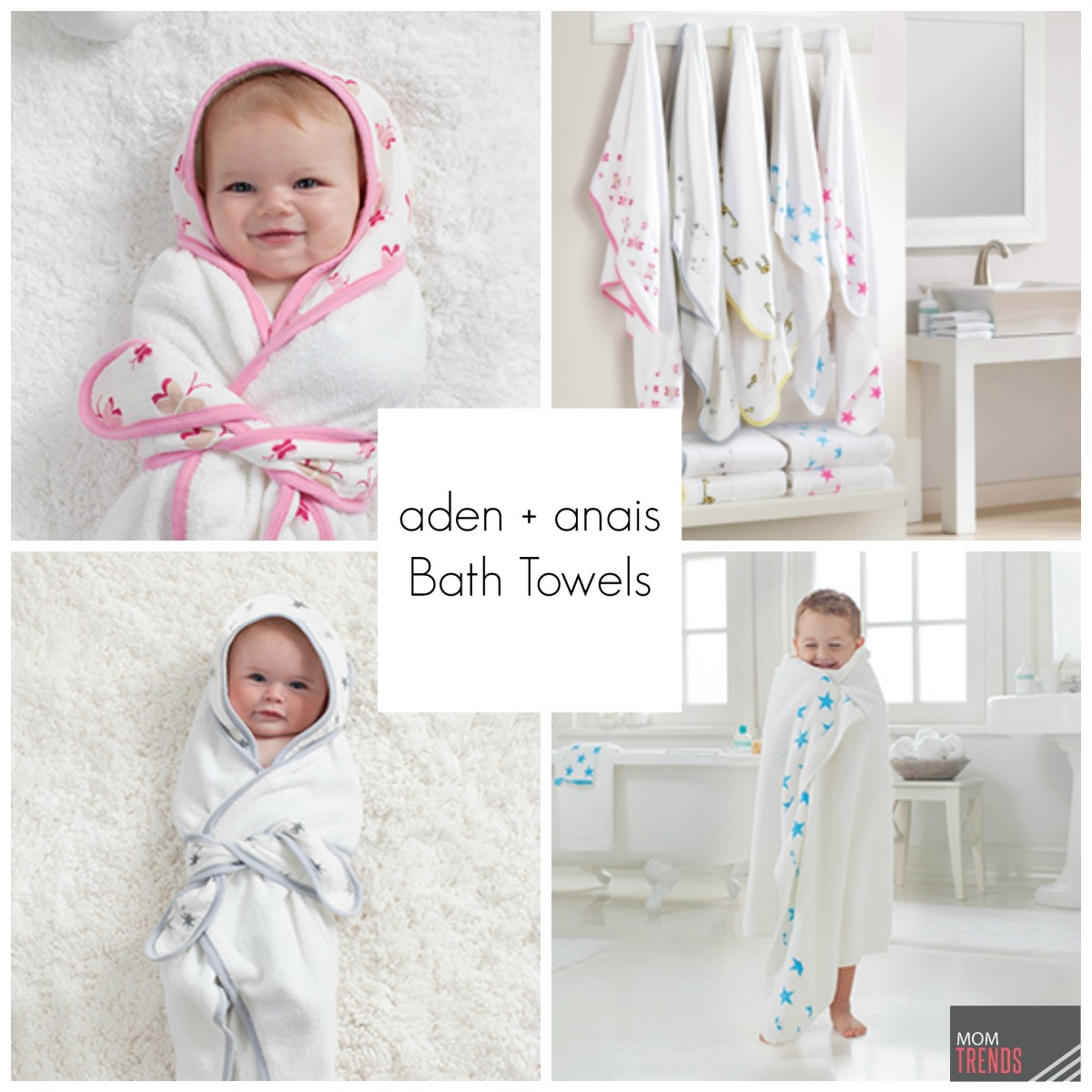aden+anais bath towels