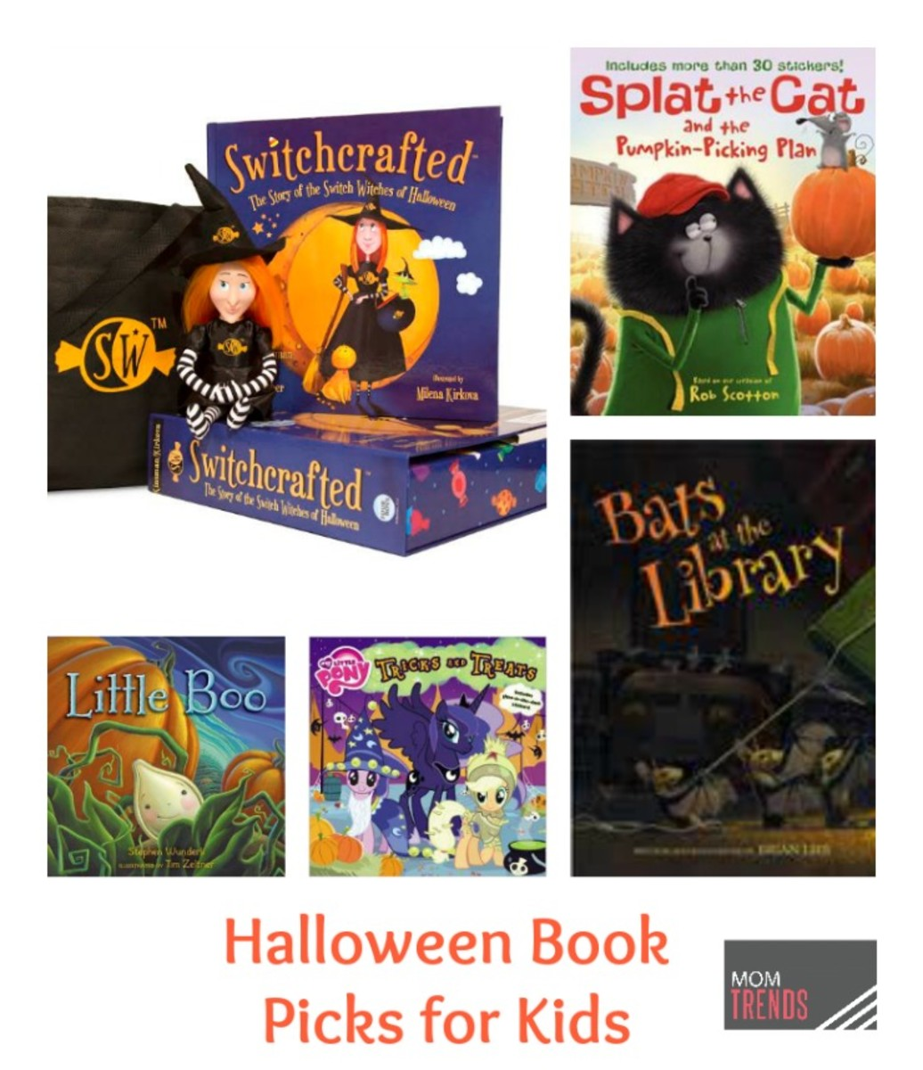 Halloween Book Club Picks