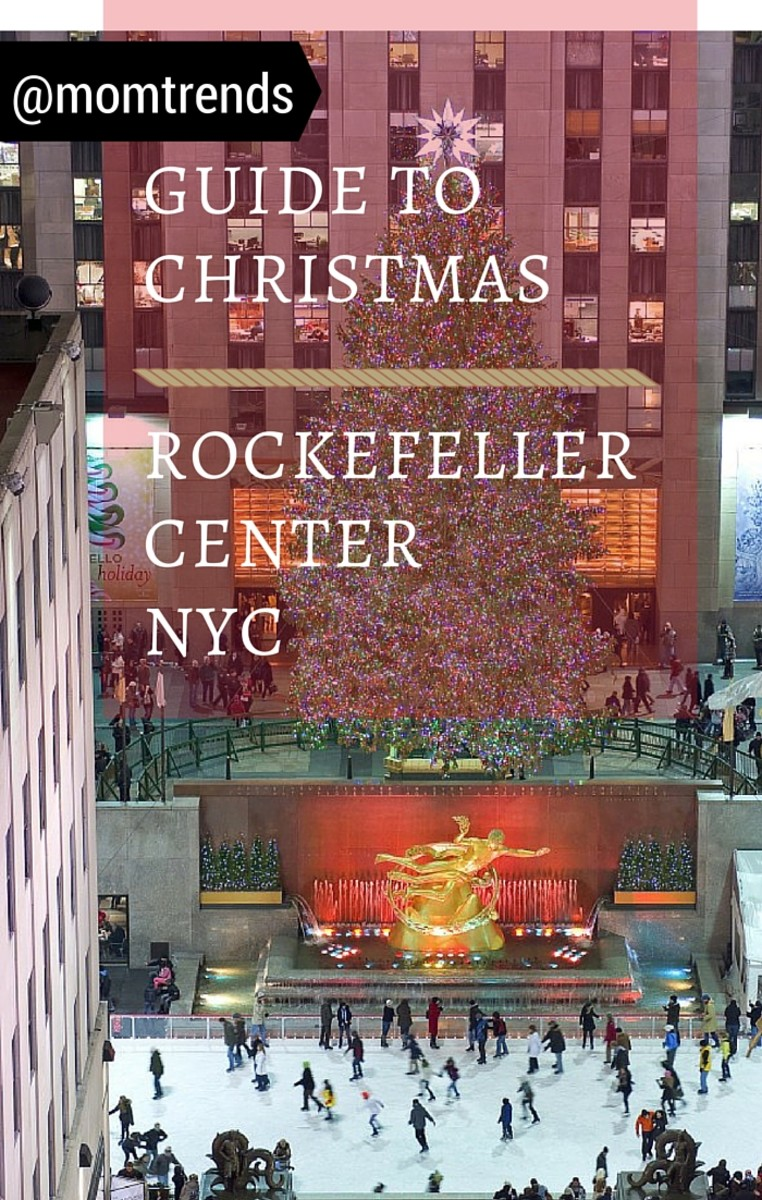guide to christmas at rockefeller center