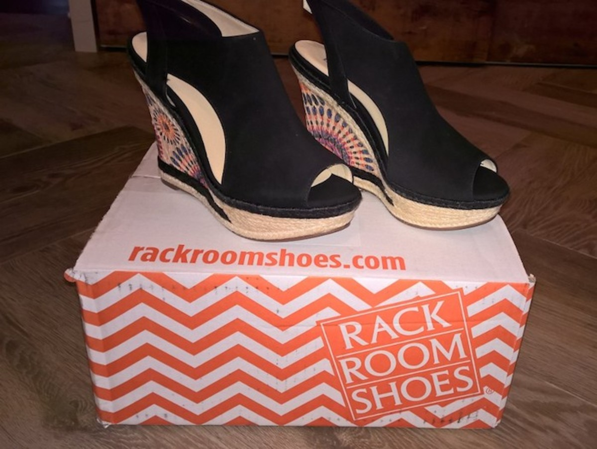 rack room shoe shipping