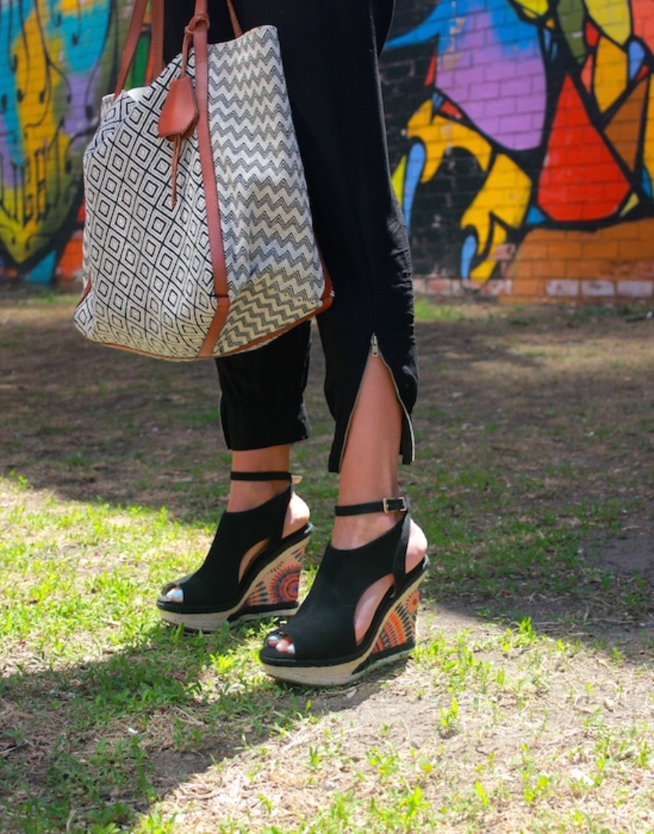 cool wedges for spring