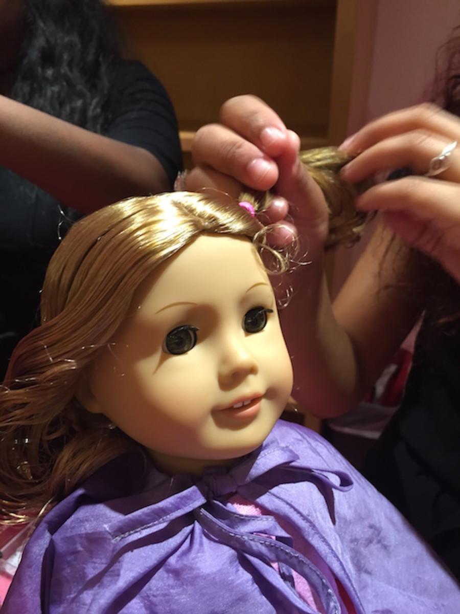 AG hair salon