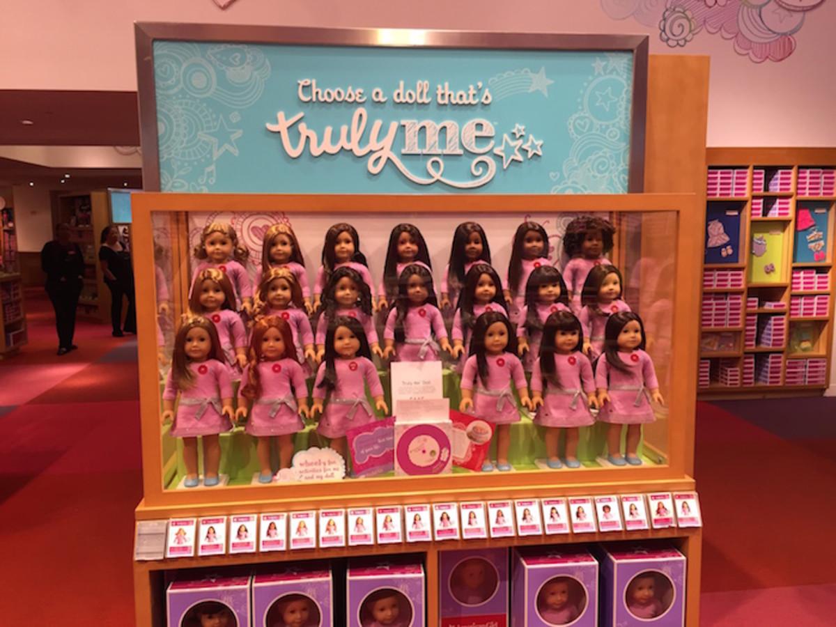 truly me dolls