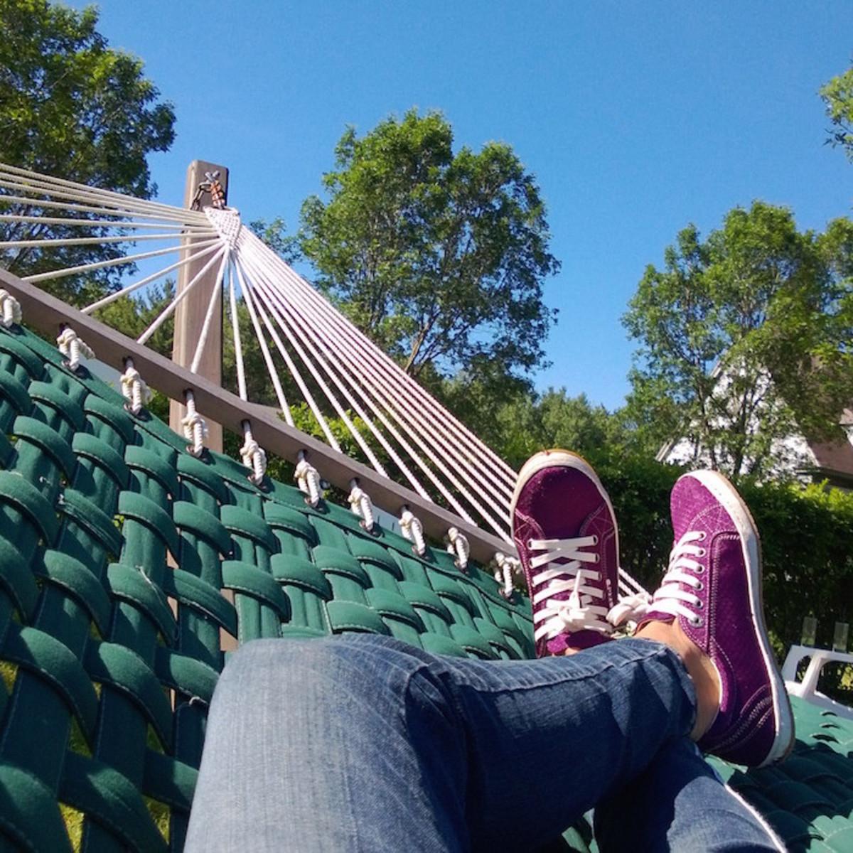 hammock chillax