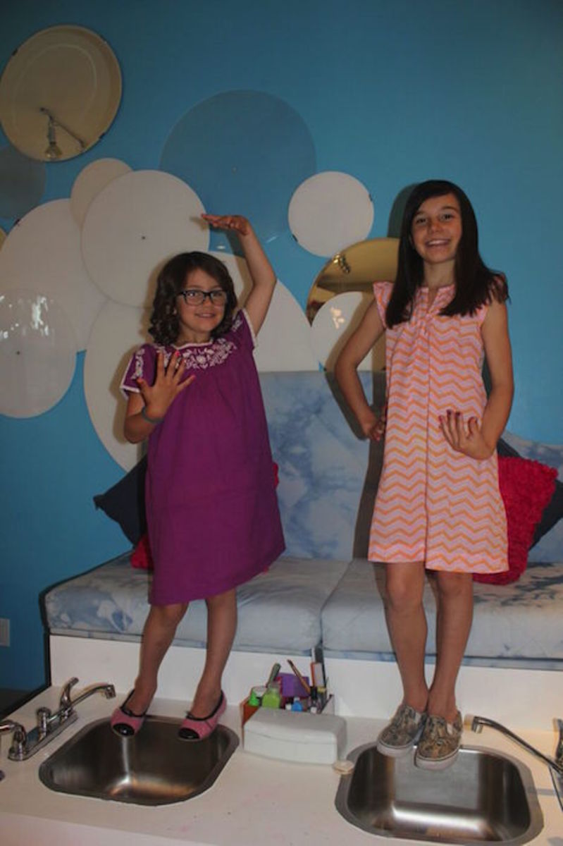 Pink Chicken summer dresses