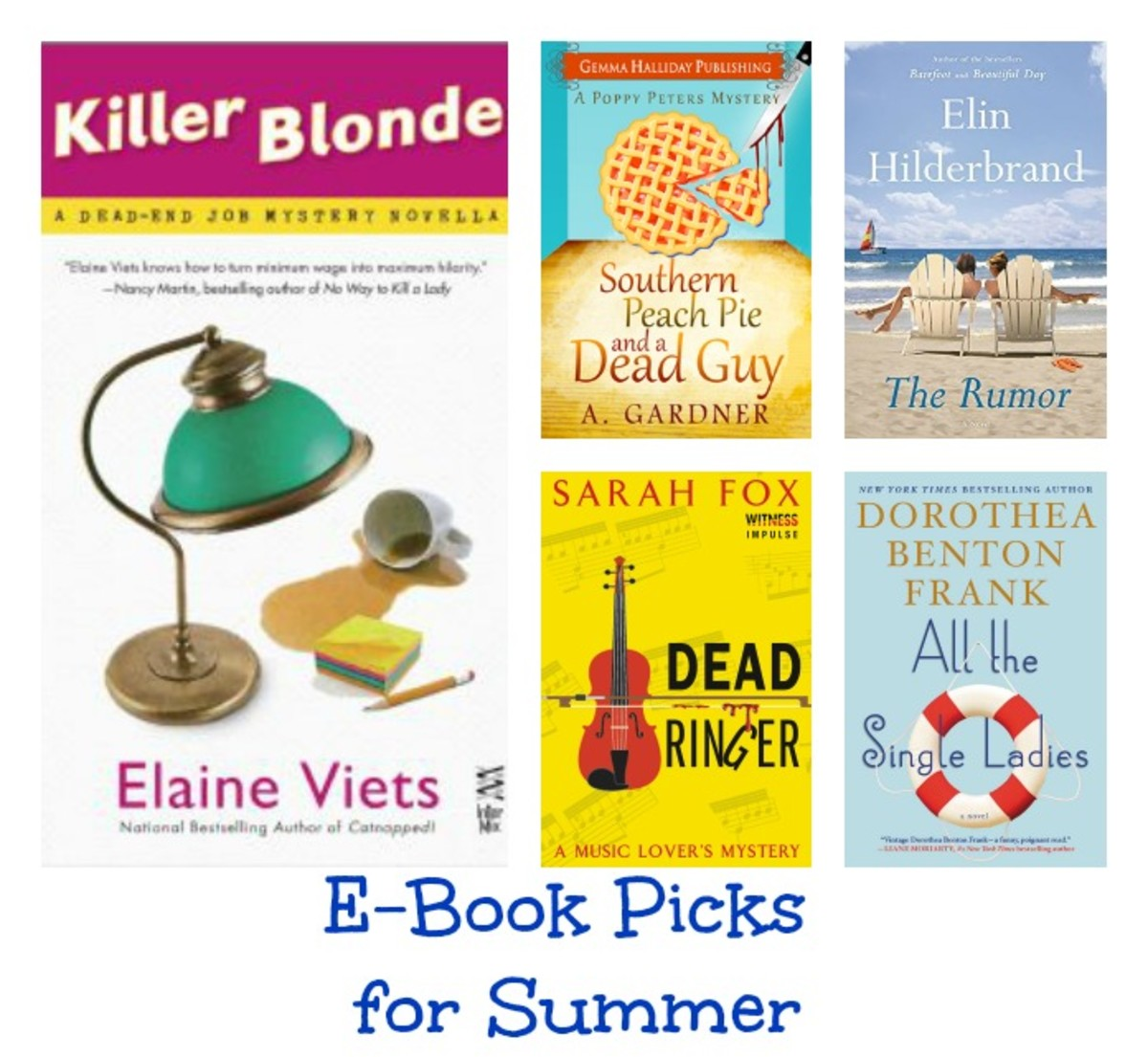 E-Book Picks for Summer