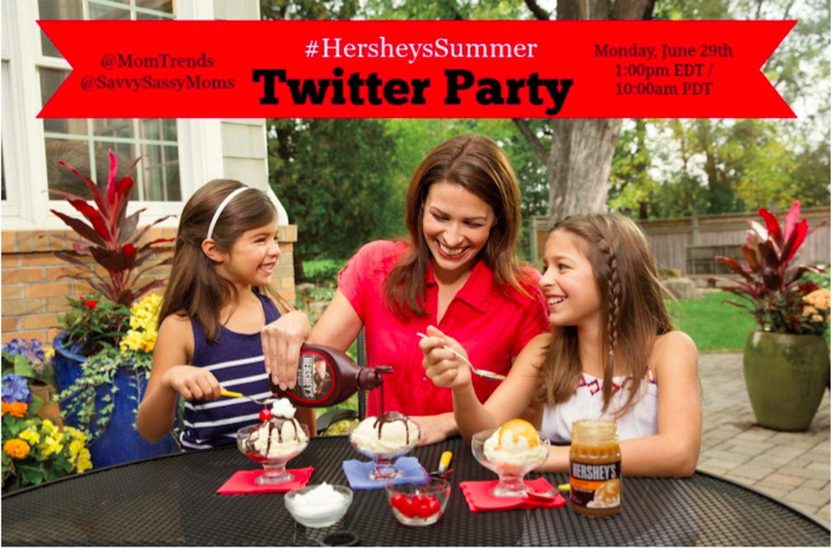 Hershey's Summer Twitter Party