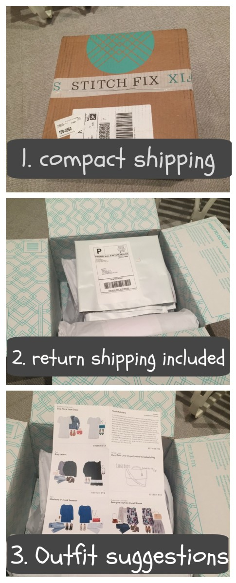 stitch fix shipping